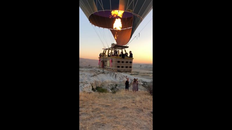 🇹🇷 Göreme - Kapadokya TÜRKİYE