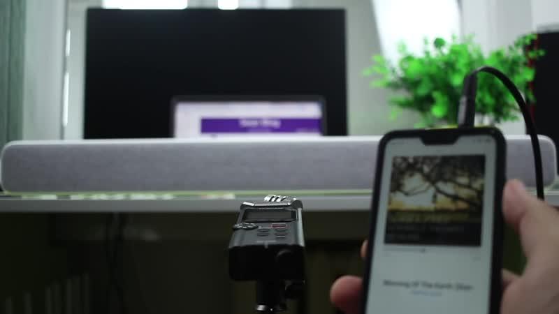 ОБЗОР Xiaomi TV Soundbar ► МОЩНАЯ КОЛОНКА СЯОМИ