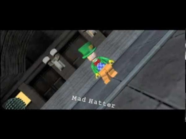 LEGO Batman 2 Villain Guide 3: The Mad Hatter