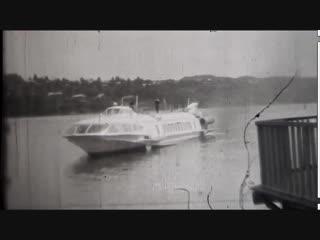 СПК Буревестник на реке Волга - 1981 год , ПЛЁС, реставрация