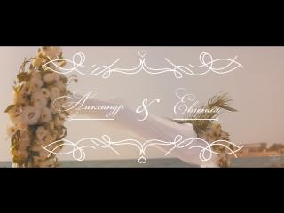 D P Films WEDDING DAY Александра & Евгении
