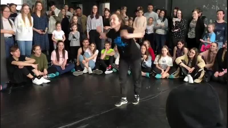 Джафарова Сабина WOD Hip Hop Battle