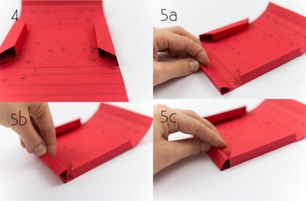 РАМКИ ИЗ БУМАГИ. БЕЗ КЛЕЯ Их довольно просто сделать, нужно только распечатать заготовку под рамку (скачать ее можно под фото), вырезать по контуру и следовать инструкциям на фото. Вставить в