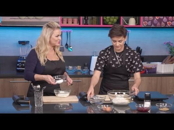 Кулинарное шоу «Разговор со вкусом» с Анной Семенович (Ru TV, выпуск 23, Эмма М)