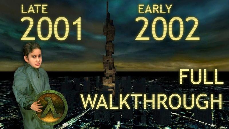 Half-Life 2 Beta: Late 2001 - Early 2002 Storyline Full Walkthrough
