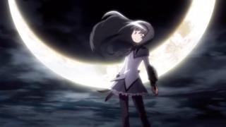 【マギレコ】クールほむら/暁美ほむら変身シーン+自己紹介 Cool Homura Transformation Anime &amp
