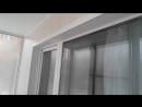 микрорайон25 обшивка пластиковой панелью балкона