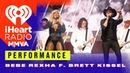 Bebe Rexha performs 'I'm A Mess/Meant To Be' ft. Brett Kissel | 2018 iHeartRadio MMVA