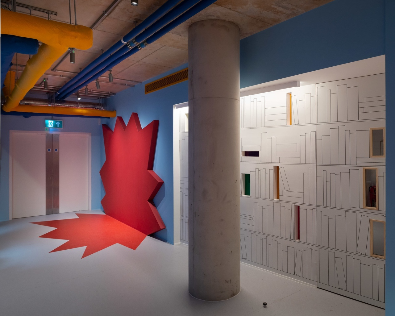The 2D becomes 3D at London's Cartoon Museum