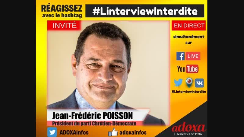 L'Islam est incompatible avec la République - Jean-Frédéric Poisson