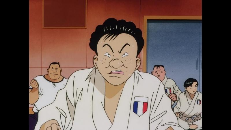 Yawara! The Movie - Sore Yuke Koshinuke Kids!! (Явара! - фильм, 1992 год) (RUS озвучка) (аниме эпичное, комедия)