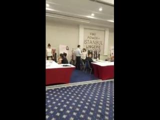 Прямой эфир с Grand Lingerie Buying Forum in Antalya