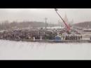 Нереально классный флешмоб 26.02.12 на Воробьевых горах