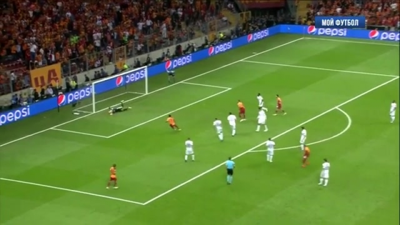 UCL Galatasaray vs Lokomotiv Moscow 3-0 Highlights