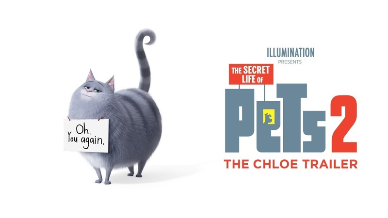 The Secret Life Of Pets 2 - The Chloe Trailer