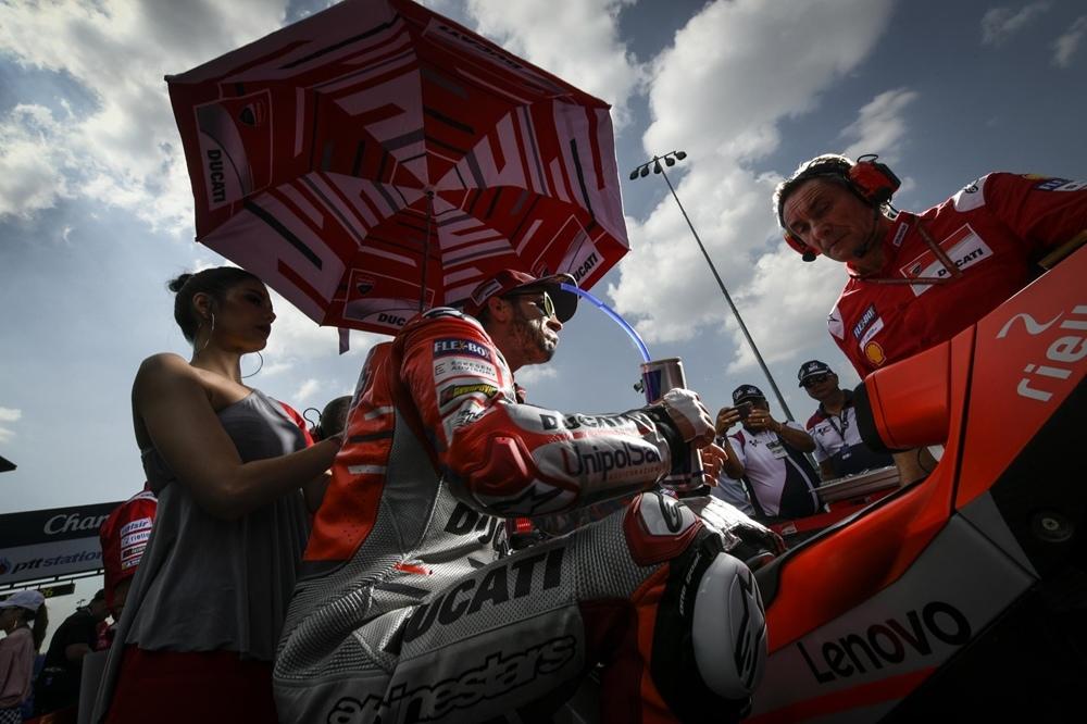 Фотографии Гран При Таиланда 2018