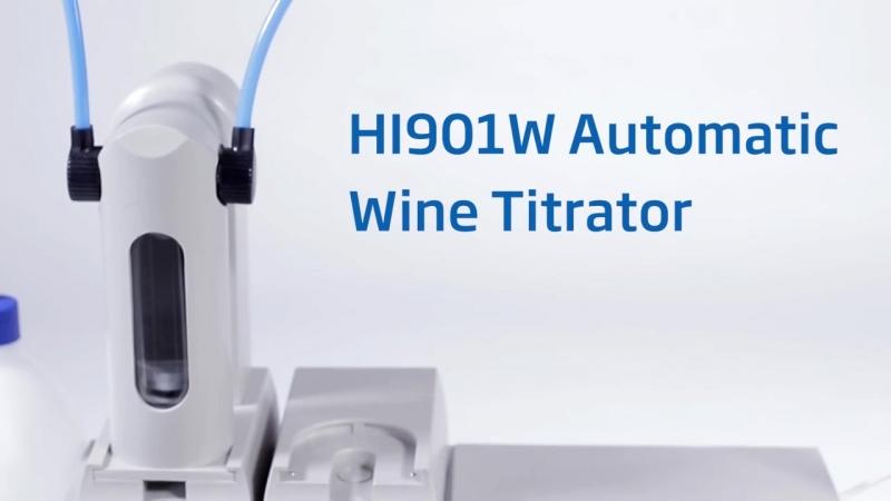 Титратор Автоматический HI901W Hanna для вина