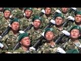 KAZAKHSTAN MILITARY HELL MARCH Казахская Армия HD