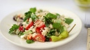 Greek Quinoa Salad Healthy Appetite with Shira Bocar