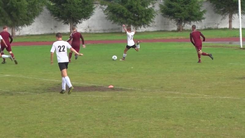 Матч реванш воспитанники Можайской колонии сыграли с футболистами Можайского округа