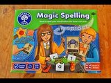 Game Review   Magic Spelling from Orchard Toys