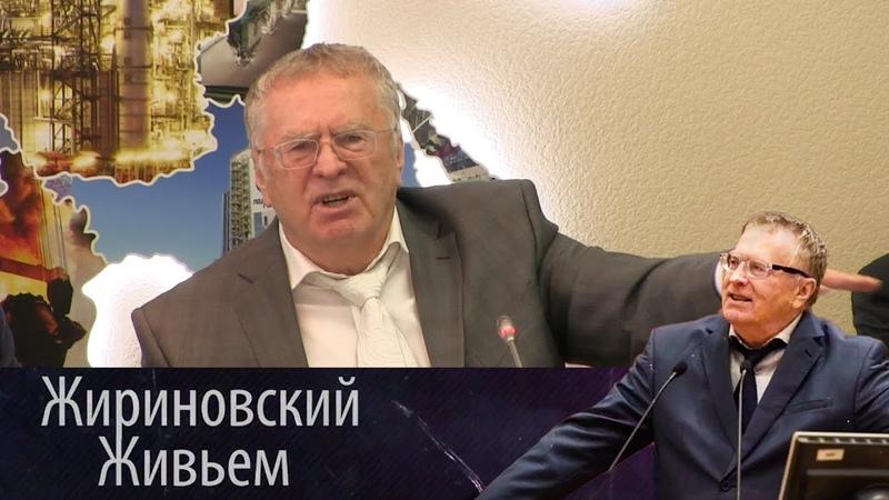 Владимир Жириновский о незаконно выведенных из России капиталах