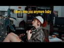 I don't love you anymore - abbey glover