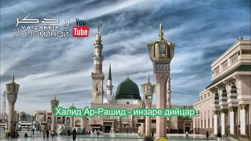 Инзаре дийцар - Хьехам.mp4