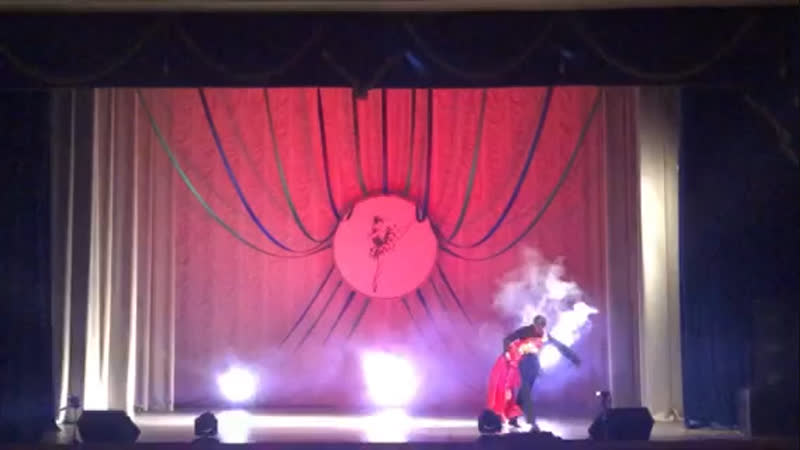 Театр танца «ДЕБЮТ» -Искушение