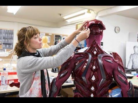 Crafting Superhero Suits for Power Rangers: Weta Workshop