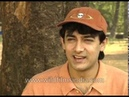 Aamir Khan in a younger garb just out of his teens
