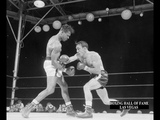 Carmen Basilio Beats Sugar Ray Robinson This - September 23, 1957 Wins Middleweight Crown