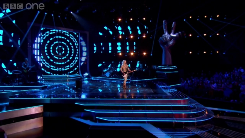 Jamie Lovatt performs Everybodys Free - The Voice UK 2014- Blind Auditions 7 - BBC One