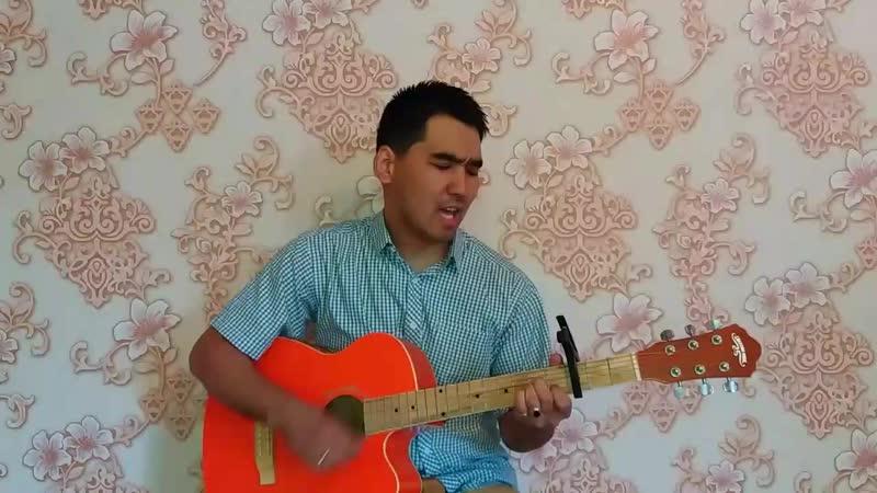 Тамаша на гитаре Нурсултан Жумабаев(Ернар Айдар)2019