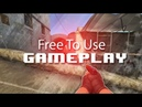 FREE TO USE GAMEPLAY CS GO геймплей CS GO