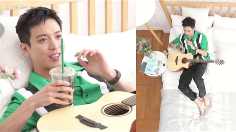 JUNG YONG HWA LIVE [ROOM 622] THREE ROOMS OF YH