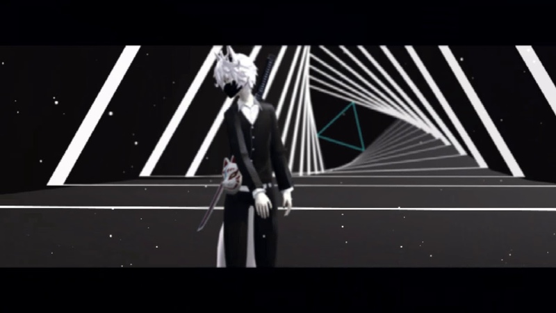 MMD|test model|circus|motion dl (closed)