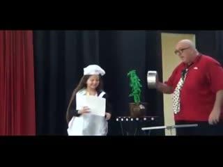 Bake a Cake with Magician, Steve Hart