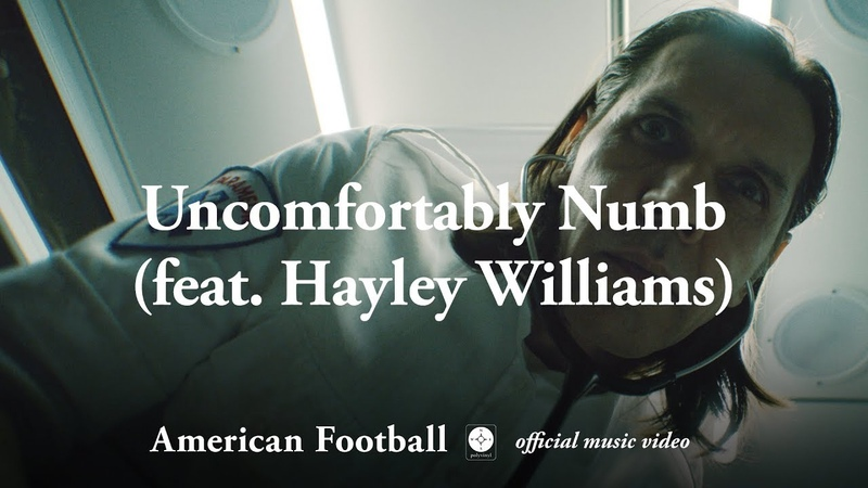 American Football Uncomfortably Numb ft Hayley Williams OFFICIAL MUSIC VIDEO