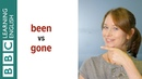 Been vs Gone: English In A Minute