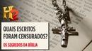 EPISÓDIO COMPLETO As Escrituras Proibidas OS SEGREDOS DA BÍBLIA NO AR POR TEMPO LIMITADO
