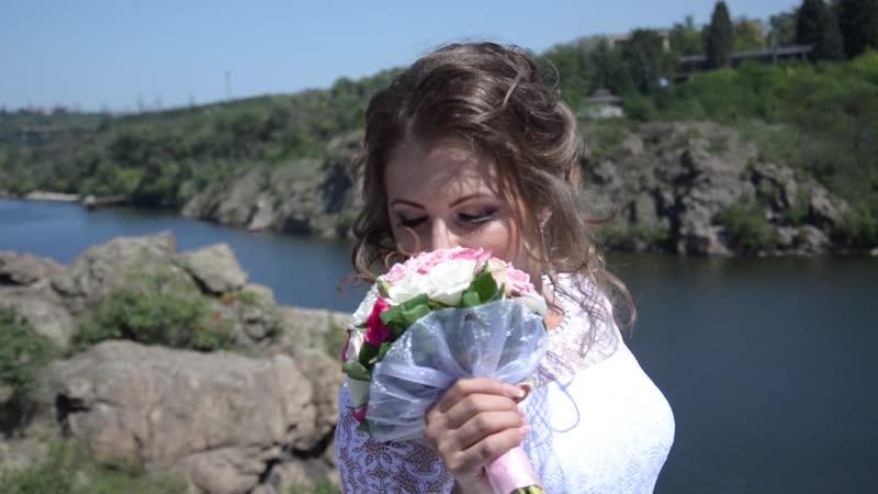 Свадьба в Запорожье 11 августа 2018 г. Анастасия и Сергей