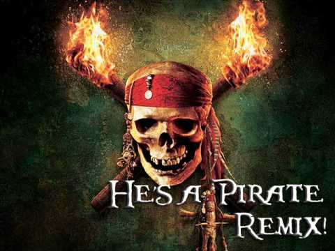 He's a Pirate - Pete 'n Red Jolly Roger radio edit