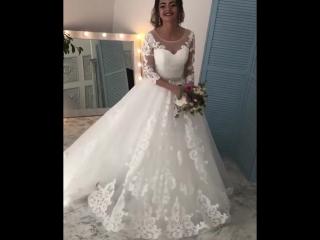В наличии в свадебном салоне ЛИЛИЯ!