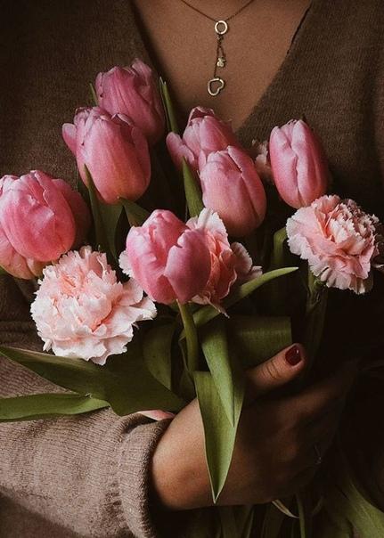 Расцветайте, как цветы.