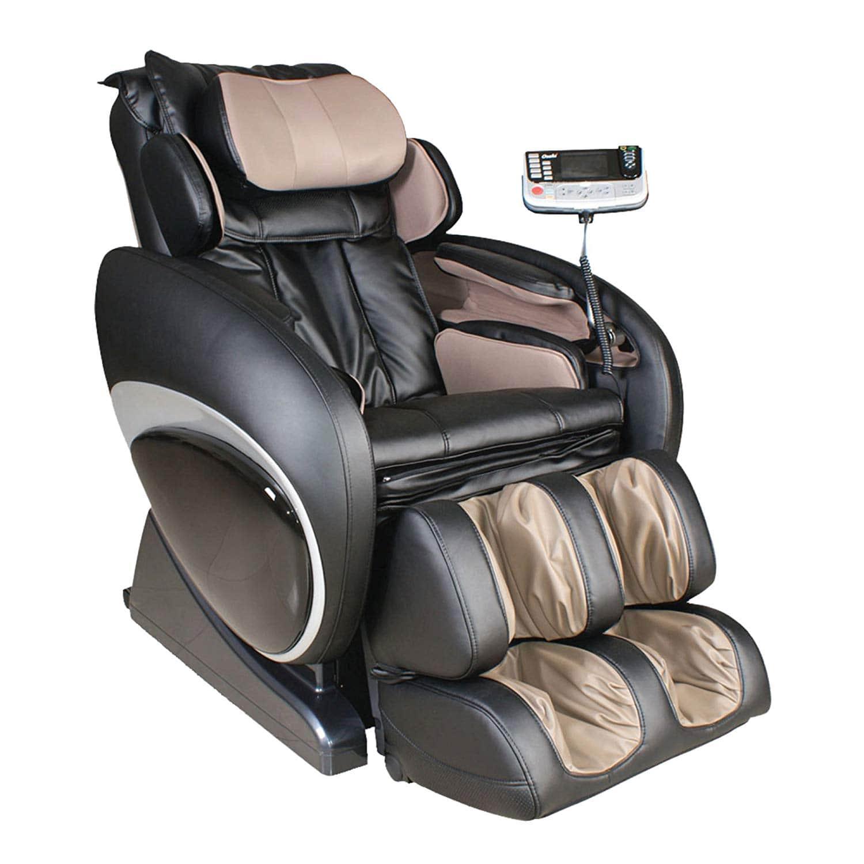 Обзор лучшего массажного кресла.