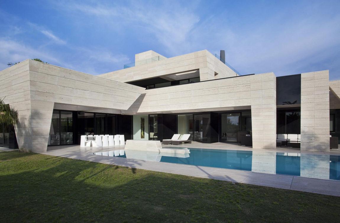 Частный дом в Испании