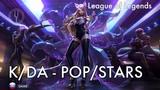 League of Legends на русском KDA - POPSTARS Onsa Media
