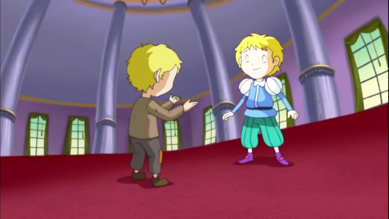El príncipe y el mendigo Cuentos Infantiles (ES.BedtimeStory.TV)