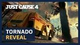 Just Cause 4 - разработчики показали разрушительный торнадо в новом геймплейном трейлере